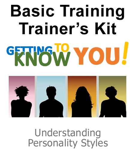 Personality Training Kit by Mary Miscisin