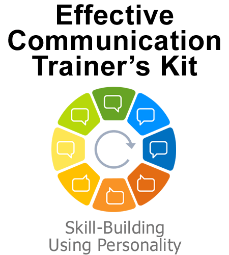 Communication Skill-Building Personality Training Kit by Mary Miscisin